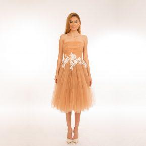 Alexia Tulle Dress