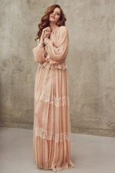 Rochie de voal Felicia - Mirela Diaconu Showroom Bucuresti